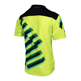 Troy Lee Designs Skyline Jersey Men Force Flo Yellow